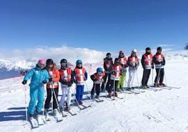 """Cours de ski """"Compétition"""" pour Ados expérimentés avec ESI La Toussuire"""