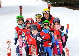 """Cours de ski Enfants """"Jardin des Neiges"""" (3-5 ans) avec École de ski G'Lys Les Paccots"""