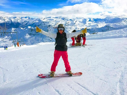 Private Snowboarding Lessons for Kids & Adults - Low Season