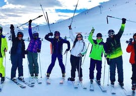 People are doing Adult Ski Lessons for All Levels with our partner EasySki Alpe d'Huez.