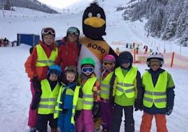 Cours de ski Enfants dès 4 ans - Premier cours avec Ski School Total Fügen Hochfügen