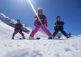 Cours de ski Enfants (5-14 ans)  avec Évolution 2 Sainte Foy