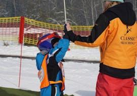 Cours de ski Enfants - Avancé avec Classic Ski School Rokytnice nad Jizerou