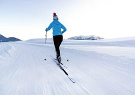 A private cross-country private for all ages & levels takes place in Baqueira with Escuela Ski Baqueira.