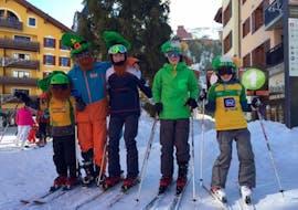 Cours de ski Enfants (6-12 ans) - Après-midi - Arc 1800 avec Evolution 2 - Arcs 1600 & 1800