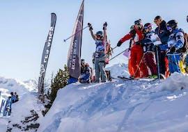 Off-Piste Skiën vanaf 12 jaar voor alle niveaus met Evolution 2 - Arcs 1600 & 1800
