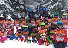 Cours de ski Enfants dès 4 ans - Expérimentés avec Pontedilegno Ski School