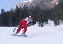 Privé snowboardlessen voor alle niveaus met Szkoła Narciarstwa i Snowboardu Karpacz
