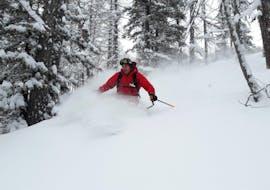 Cours particulier de ski freeride pour Skieurs expérimentés avec Happy Mountains Vars