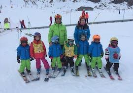 Cours de Ski pour Enfants (5-12 ans) - Avancé avec Escuela de Esquí Candanchú
