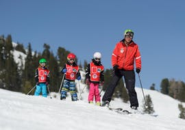 Privé skilessen voor kinderen voor alle niveaus met Schweizer Ski- und Snowboardschule Wengen