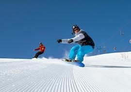 Cours particulier de snowboard pour Tous niveaux avec Enjoyski School Valgerola