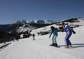 Cours de snowboard pour Tous niveaux avec Ternavski Snow Academy Bachledova Dolina