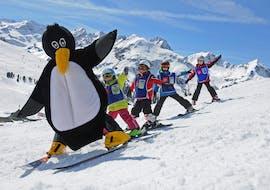 Cours de ski Enfants pour Débutants avec 1. Schi- und Snowboardschule Kühtai