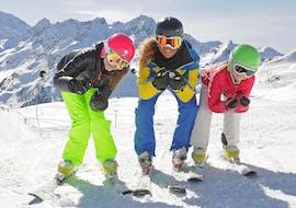 Cours de ski Enfants - Avancé avec 1. Schi- und Snowboardschule Kühtai