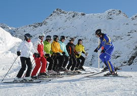 Cours de ski Adultes pour Débutants avec 1. Schi- und Snowboardschule Kühtai