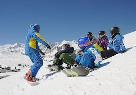 Cours de snowboard pour Débutants avec 1. Schi- und Snowboardschule Kühtai
