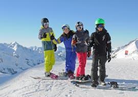 Cours de snowboard - Avancé avec 1. Schi- und Snowboardschule Kühtai