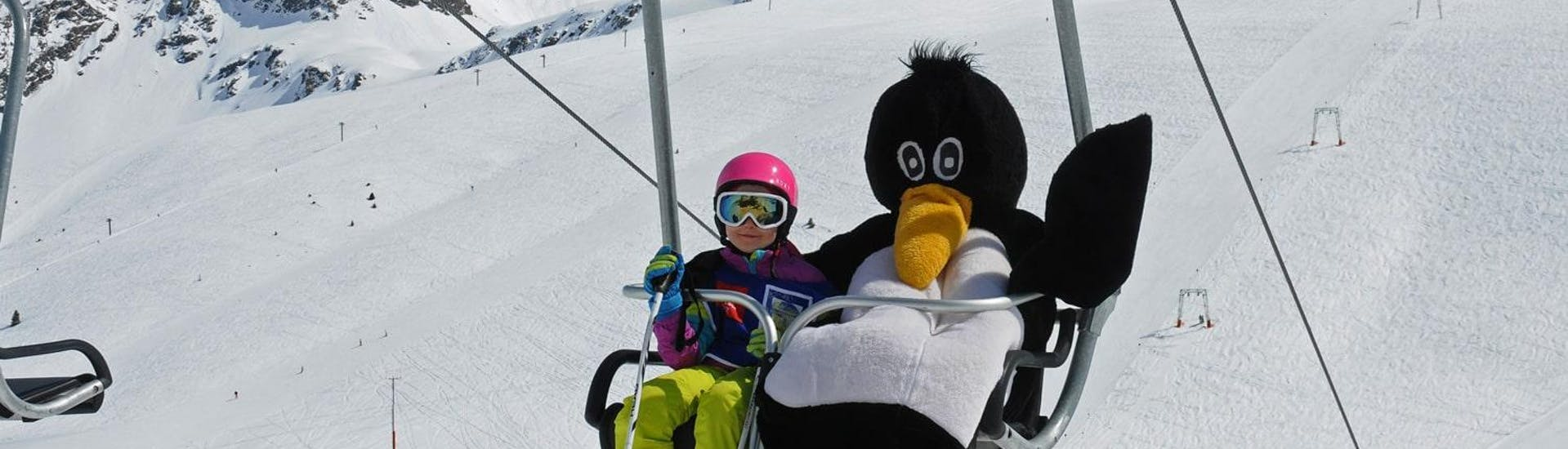 Private Ski Lessons for Kids of All Ages avec 1. Schi- und Snowboardschule Kühtai - Hero image