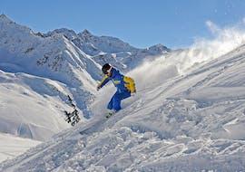 Private Ski Lessons for Adults of All Levels avec 1. Schi- und Snowboardschule Kühtai