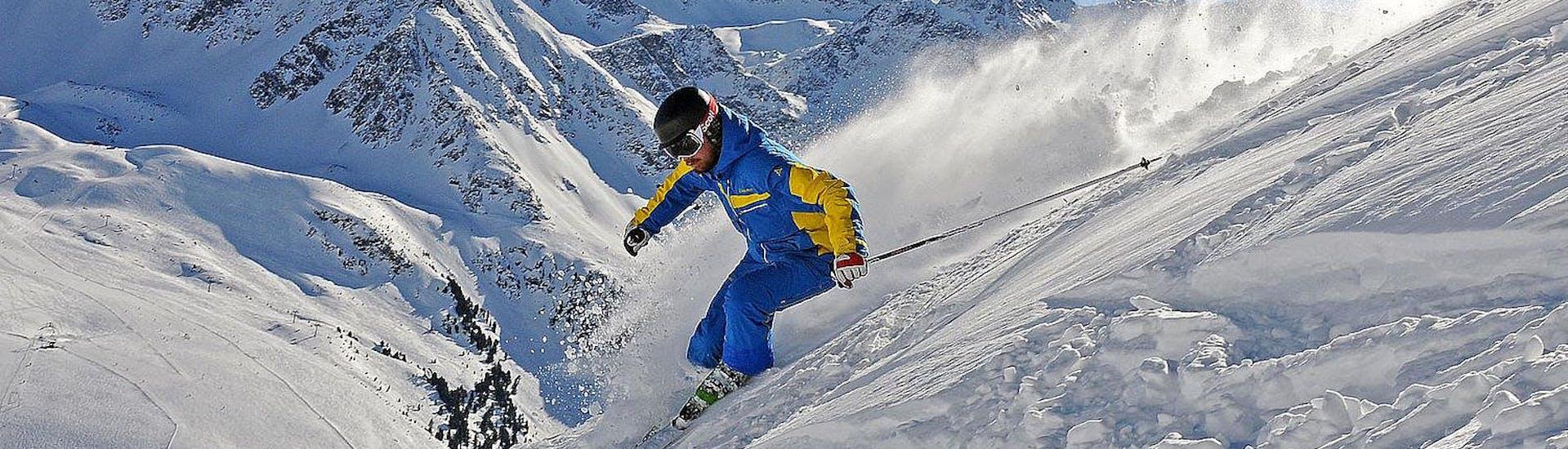 Private Ski Lessons for Adults of All Levels avec 1. Schi- und Snowboardschule Kühtai - Hero image