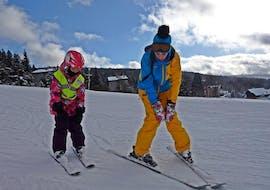 Private Ski Lessons for Kids - Choose Your Time avec Ski & Bike Špičák