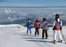 Private Ski Lessons for Kids (5-12 y.) of All Levels met Escuela Española de Esquí y Snowboard Sierra Nevada