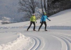 Cours particulier de ski de fond pour Tous niveaux avec Ralf Hartmann