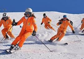 Cours particulier de ski Adultes pour Tous niveaux avec Happy Ski Sierra Nevada