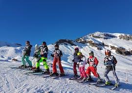Cours de ski Enfants (7-17 ans) pour Tous niveaux avec École Suisse de Ski de Champéry