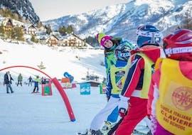 Cours de ski Enfants dès 4 ans pour Tous niveaux avec Scuola di Sci Claviere