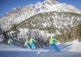 Cours de ski Adultes pour Tous niveaux avec Scuola di Sci Claviere