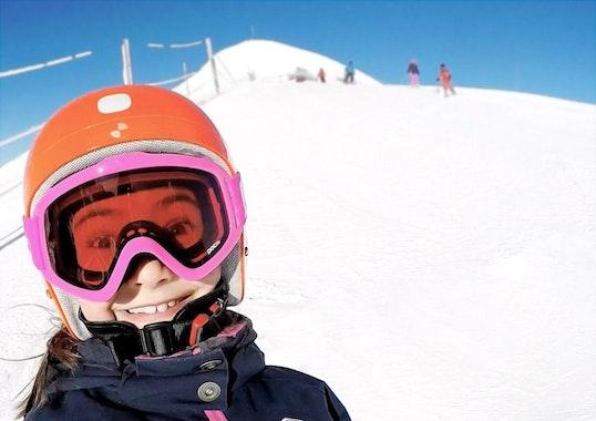Private Ski Lessons for Kids - Chamonix