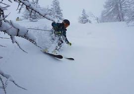 Cours particulier de ski Adultes pour Tous niveaux avec Scuola di Sci Claviere