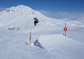Cours particulier de snowboard pour Tous niveaux avec Scuola di Sci Claviere